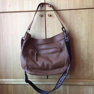 The Sak shoulder/ cross body purse NWOT